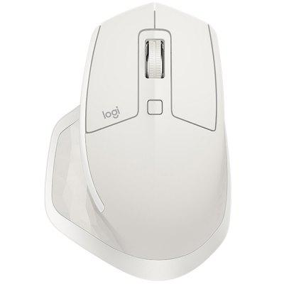 Logitech MX Master 2S Mouse Ergonomico Wireless Bluetooth Unifying Dual Mode 4000DPI per computer aziendali