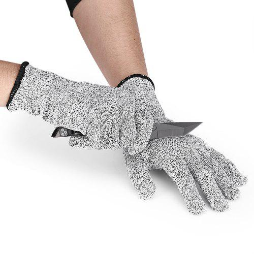 Gocomma Protective Cut-proof Gloves HPPE Material