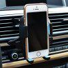 Car Air Vent Mount Phone Holder - BLACK