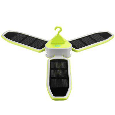 Outdoor Solar Charging Camping LED Wiszące Camping Light