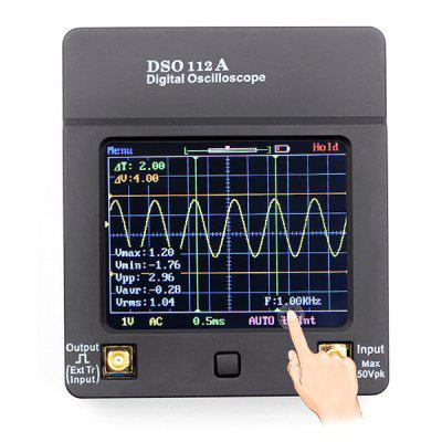DSO112A TFT Mini Digital Touch Screen USB Oscilloscope