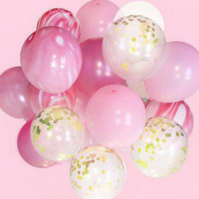 Confession Wedding Birthday Balloon 20pcs