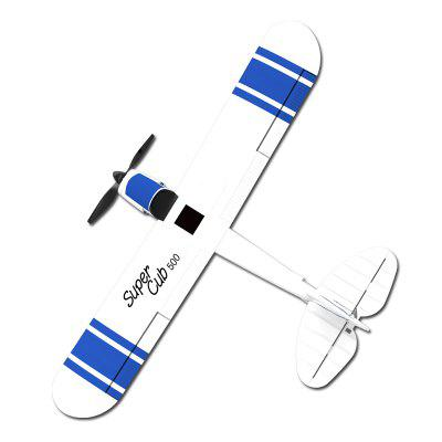 VOLANTEXRC 761 - 3 Airplane Self-stabilizing Stunt 500mm Wingspan