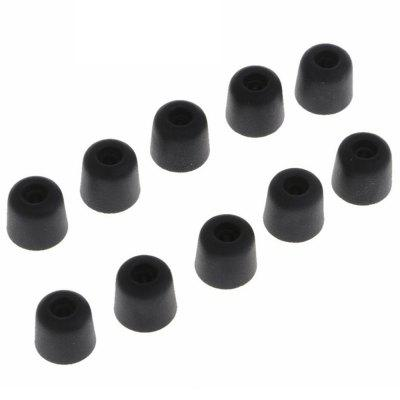 In-ear Earphones Memória Earmuffs Earplugs 10pcs