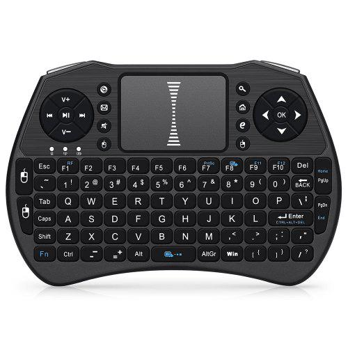 Klawiatura Alfawise A8 Wireless Keyboard Fly Air Mouse za $7.31 / ~28zł