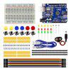 Inteligentna elektronika R3 Mini Breadboard LED Przycisk zworek do Arduino DIY Kit - MULTI-A