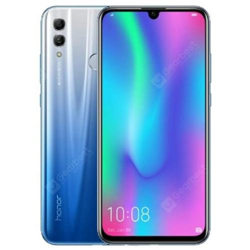Gearbest HUAWEI Honor 10 Lite ( HRY - LX1MEB ) 4G Phablet Global Version 64GB ROM - Sky Blue
