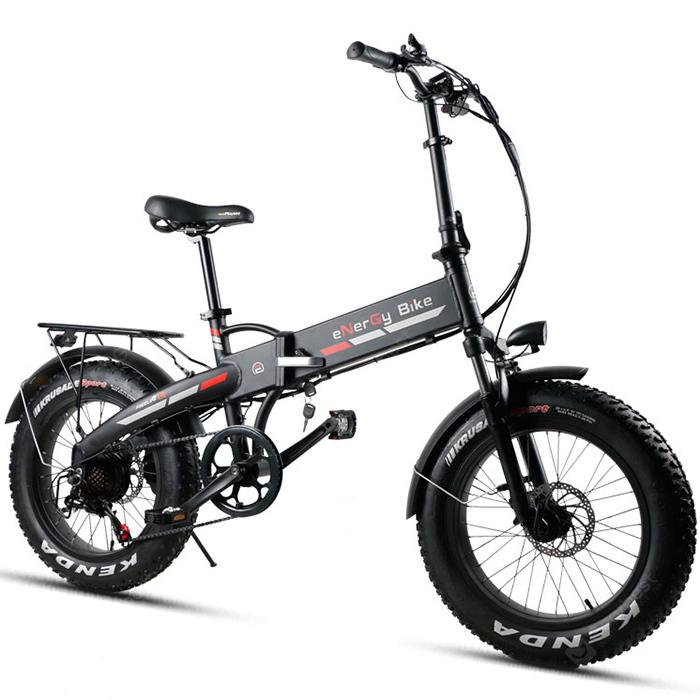 ChinaBestPrices - TDE10Z XW - YDL20FT Pieghevole Fat Bike elettrica