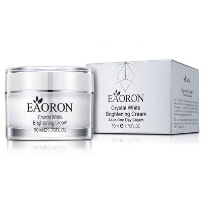Eaoron Men and Women Concealer Moisturizing Natural White Water Light Needle Cream 50ml
