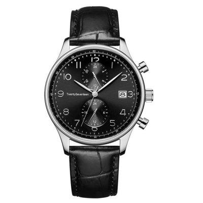 Men Fashion Business Quartz Watch