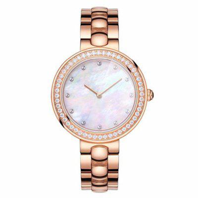 Woman Crystal Quartz Watch from Xiaomi youpin