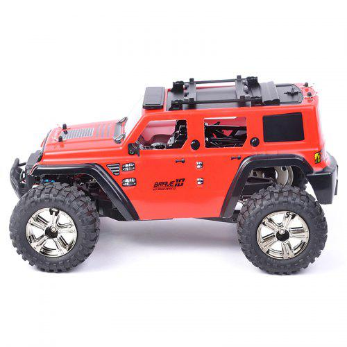 SUBOTECH BG - 1521 Off-road Vehicle Drive High-speed 1 / 14 Four-wheel Model Car
