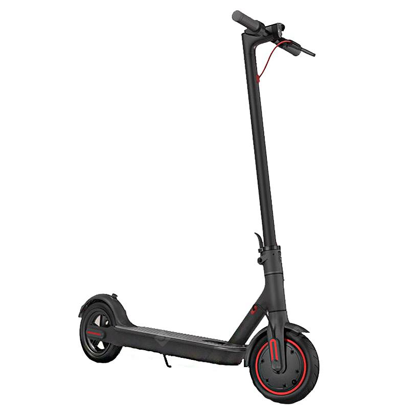 Xiaomi Electric Scooter Pro 12.8Ah Battery Max 45KM Mileage- Black