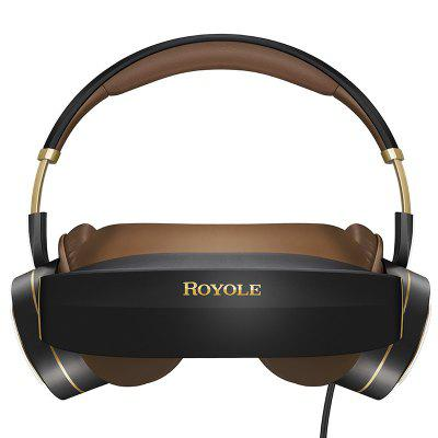 Royole RY0102 Multifunctional Creative Foldable 3D VR Glasses