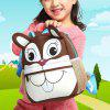 21 x 26cm School Bag Kindergarten Student Cartoon Backpack - MULTI-A