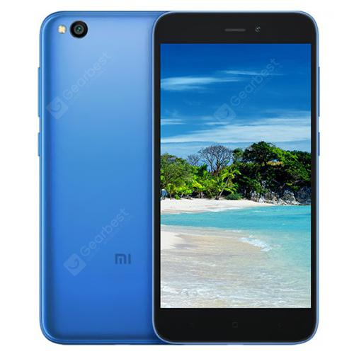 Xiaomi Redmi Go 4G Phablet 1GB RAM Global Version - Blue