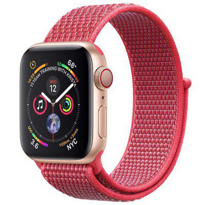 Canvas Sports Wristband for iWatch 1 / 2 / 3 / 4