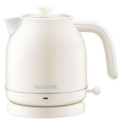 QCOOKER DEM - XS12 Retro Electric Kettle without Thermometer