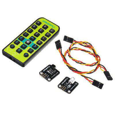 Electronic Building Blocks Infrared Remote Control Module