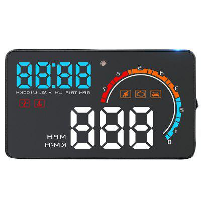 Autodragons HUD Car Head up Display Universal Digital Projector