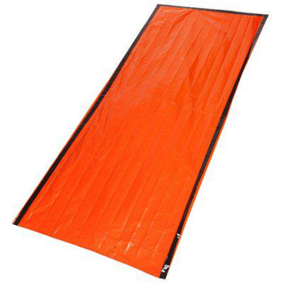 Outdoor PE Emergency Sleeping Bag First-aid Tent Insulation Moisture Pad