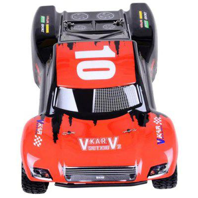 VKAR RACING 61102 SCTX10 V2 1:10 4WD Short Course-vrachtwagen