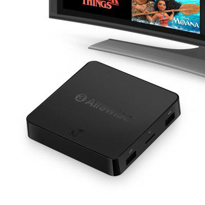 Alfawise A8 Pro 2.4G + 5G Wifi Magic Android TV Box