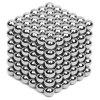 3mm Silver Magnetic Ball Toy 216pcs - SILVER