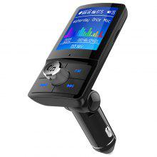 Gearbest BC45 Bluetooth Car Charger FM Transmitter