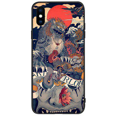 Gocomma Painted Design Protective Phone Case