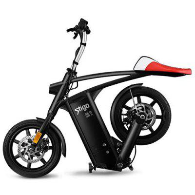 B1 Folding Lithium Battery Durable Electric Bicycle Image