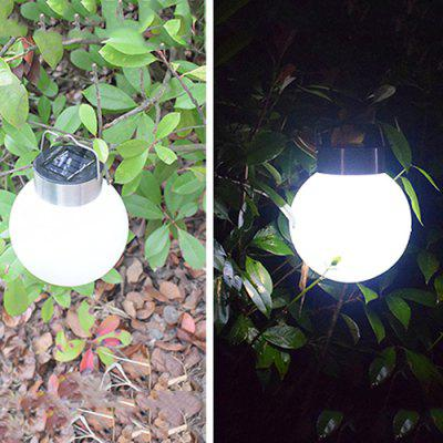 ABS Solar Ball Design Hanging Lamp