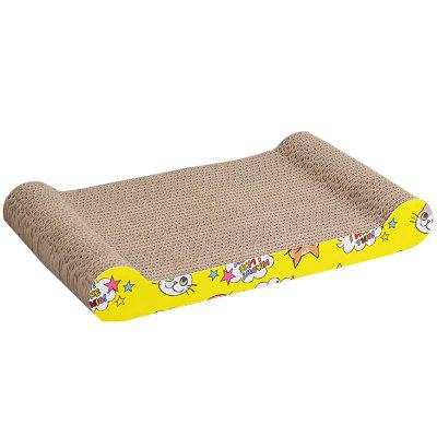 HanHanLeYuan Resistente Pet Cat Scratching Board Toy Cat
