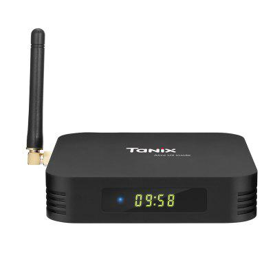 Tanix TX6 TV Box 2,4 GHz + 5.8GHz WiFi BT5.0