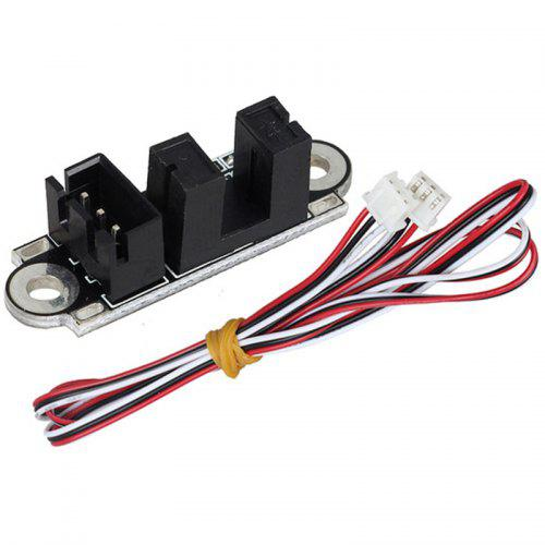 3D Printer Parts Optical Endstop for Board Limit Switch Module with 1M Cable Photoelectric Light Control Sensor
