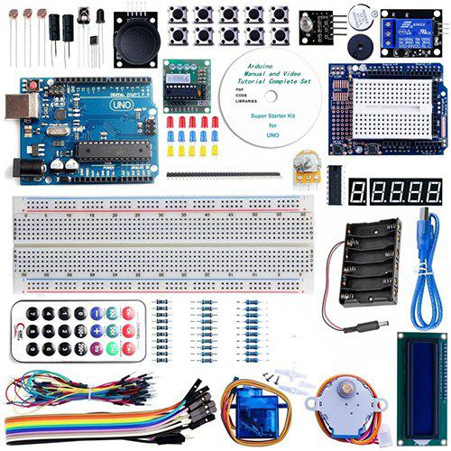 UNO R3 Project Advanced Starter Kit