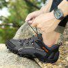 Outdoor Sports Hiking Men Shoes Sneakers - GRAY