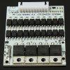 Battery Protection BMS PCB Board for 10 Packs 36V Li-ion Cell Max 40A W / Balance Electronic Circuit Boards Decor - WHITE