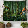 Šanghaojupin Forest Flower Tapestry - MULTI-A