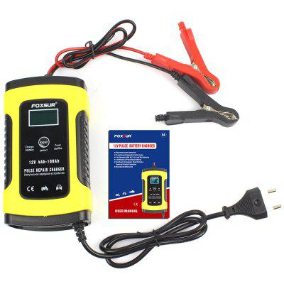 12V 5A Pulse Diagnostic with LCD Monitor