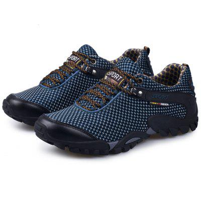 Mesh Outdoor Camping Men's Sneakers