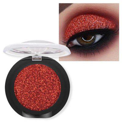 Pudaier ME0004 Fashion Waterproof Perlglanz Lidschatten