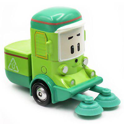 Trolley Robot Model Toy