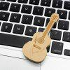 Acoustic Guitar Styling USB3.0 Flash Disk - WOOD