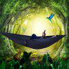 Free Fire Outdoor Lightweight Compact Single Hammock - CARBON GRAY