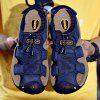 Men Fashion Outdoor Slip Sandals - NAVY BLUE