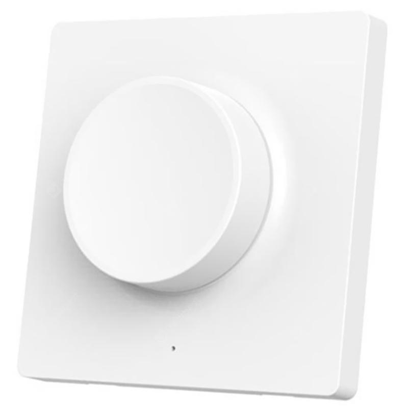 Yeelight Bluetooth Dimmer Switch Smart Controller - White Wall-mounted