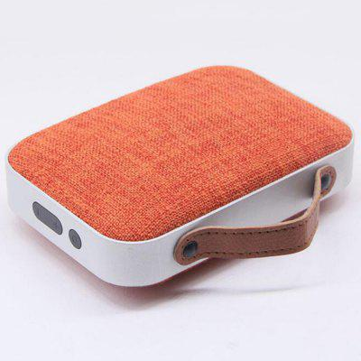 Xiqeer BT - 2621 Portable Card Bluetooth Speaker
