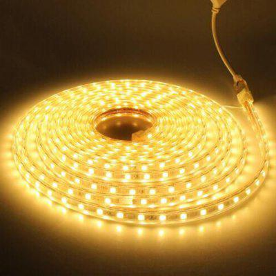 LED 5050 High Voltage Waterproof Electric Flexible Light Strip