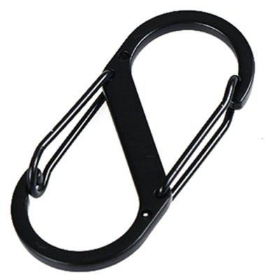 Outdoor EDC Alloy Carabiner 5PCS